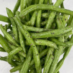 KETO Air Fryer Green Beans