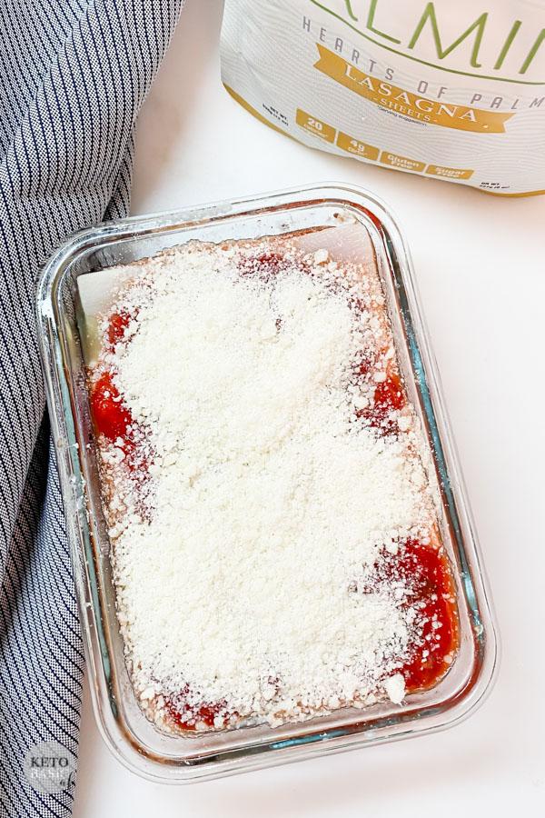 Palmini Lasagna Recipe